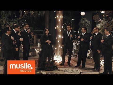 Vanilda Bordieri, Quarteto Gileade e Quarteto Castelo Forte - Esperarei (Ao Vivo)