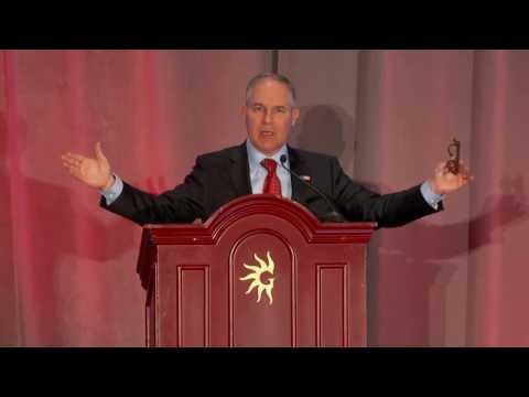 EPA Administrator Scott Pruitt