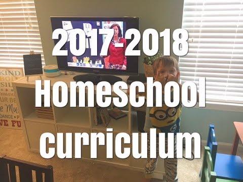 2017-2018 HOMESCHOOL CURRICULUM || A Beka Academy
