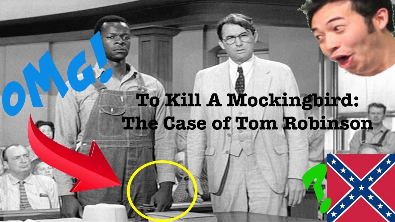 tom robinson case