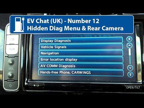 EV Chat 12 - Diagnostic Menu & Rear Camera