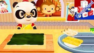 DR. PANDA RESTAURANT AZÏE - App Voor Android & IOS - Chefkok Panda - Speel Met Mij