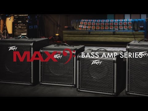 Peavey MAX Series Bass Amplifiers