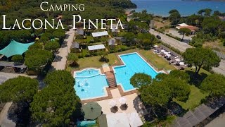 Camping Lacona Pineta, isola d'Elba - Promotional Video (Drone 4K)