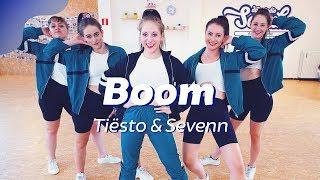 BOOM - Tiësto & Sevenn | Dance Video | Choreography
