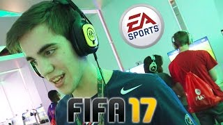 FIFA 17 - GAMEPLAY REACTION + REVIEW Demo E3 | PC, PS4, Xbox One, etc