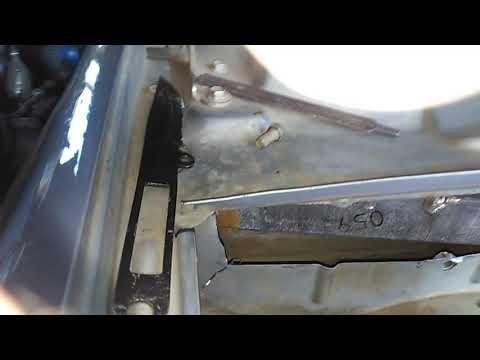 Дополнительный радиатор отопления на ланос 1.5