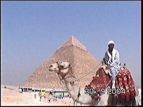 Egyptian pyramids, Giza, Egypt, Great Pyramid of Khufu