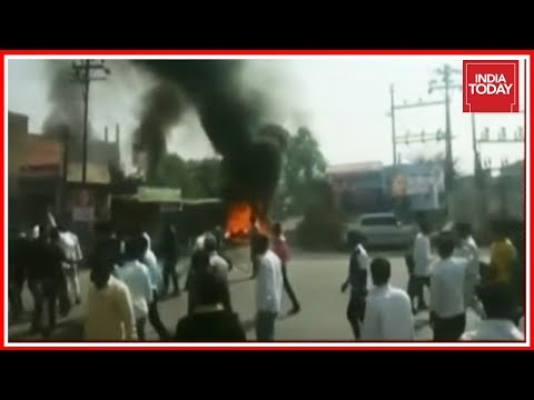 Pune On The Boil; Dalit Clashes In Pune's Bhima Koregaon, 49 Booked For Vandalism