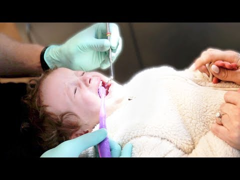 Baby Girls First Dentist Appointment!!