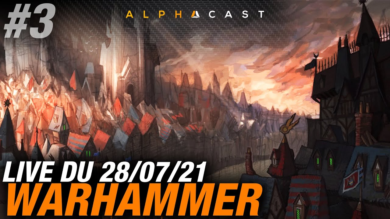 VOD ► ALTDORF EN VUE ! Coop Morghur / Kholek #3 - Live du 28/07/2021