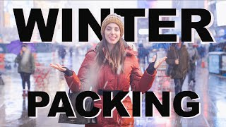 What to wear in winter in NYC so you're not freezing your butt off!
