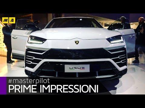Lamborghini Urus - SUV da 650 CV e anima italiana. Ecco com'è dal vivo!