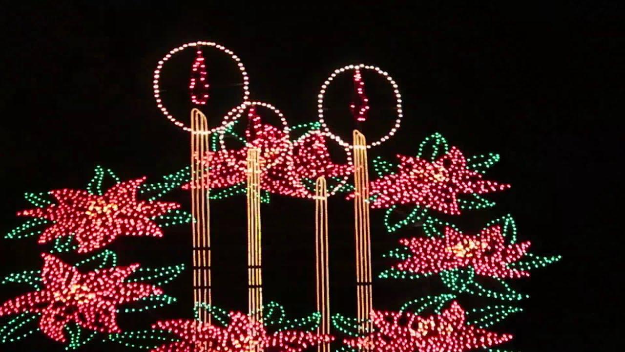 Christmas Lights Charleston Sc