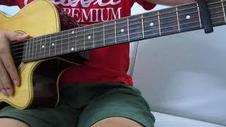 [Hướng Dẫn Guitar Đệm Hát ] Biệt Khúc Chờ Nhau - Triệu Vy ft Dan Trường