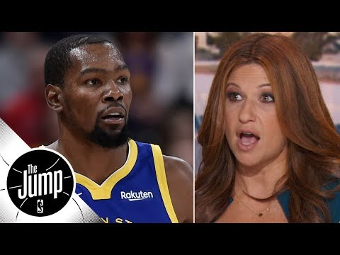 Kevin Durant 'not interested' in taking pay cut during 2019 free agency - Rachel Nichols | The Jump