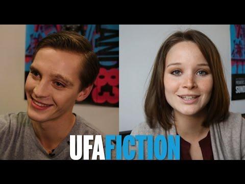 DEUTSCHLAND 83 - Outtakes mit Jonas Nay und Sonja Gerhardt // UFA FICTION