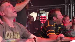 Grillstock Chilli Eating Competition Bristol - Sunday 12th July 2015