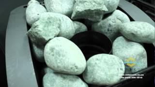 видео Жадеит - камень для бани и сауны