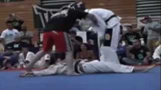 How to get DQ'd in BJJ - Bad Sportsmanship & Illegal Slam KOs [HELLO JAPAN]