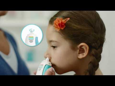 How to Administer Children's FLONASE Sensimist Allergy Relief Nasal Spray