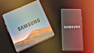 Samsung Galaxy F - INTRODUCING GREATNESS!