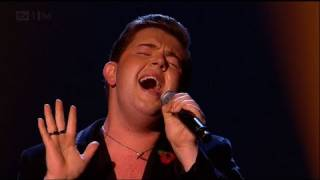 Craig Colton snaps up Paparazzi - The X Factor 2011 Live Show 6 (Full Version)