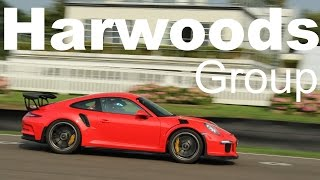 Goodwood Harwoods Track Day | VLOG