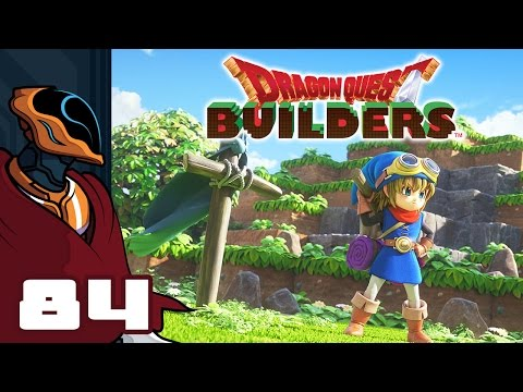 Let's Play Dragon Quest Builders [Chapter 4] - PS4 Gameplay Part 84 - The Dweeb Of Legend