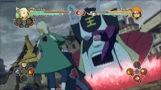 Naruto Shippuden: Ultimate Ninja Storm 2 [HD] - Tsunade Vs Pain