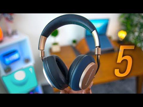 My Top 5 Favorite Bluetooth Headphones 2.0!