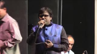 Famous host Alok Ranjan Jha,Bobby,Hum tum ek kamre mein,Compering show,