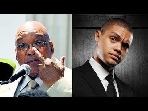 """Jacob Zuma - Speech Funny Compilation with Trevor Noah """"Cunt ry"""""""