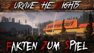Survive The Nights #00 | Fakten zum Spiel - Release 21.12.2017 | #STN Let's Play Gameplay Deutsch thumbnail