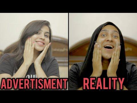Advertisment Vs Reality | Harsh Beniwal
