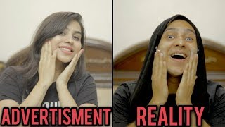 Advertisment Vs Reality | Harsh Beniwal
