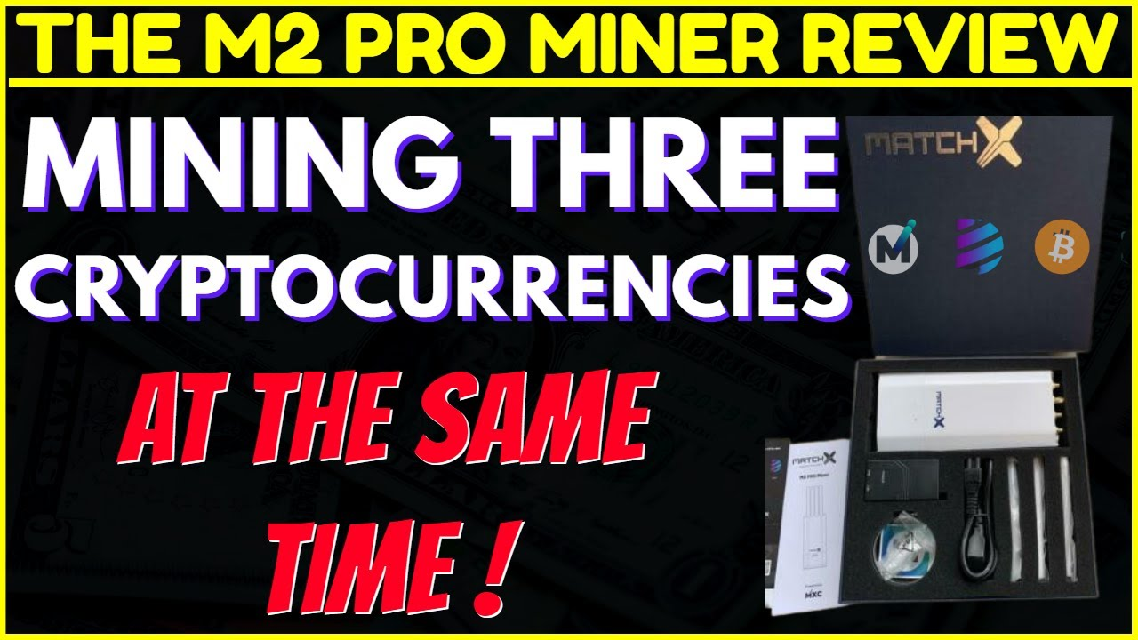 📈 MatchX M2 PRO REVIEW | The World's First LPWAN Crypto Miner