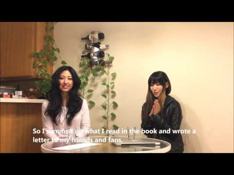 Mariko & Yuu's little interview - what education means to us