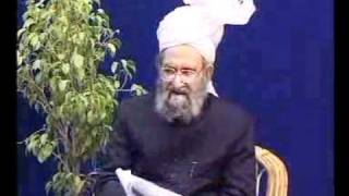 1974 Pakistan National Assembly Ahmadiyya Discussion Part 10