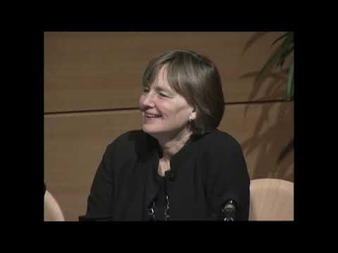 Rosalind Williams, Pauline Maier, John Dower at MIT - SHASS 50th Anniversary Colloquium 10/2000