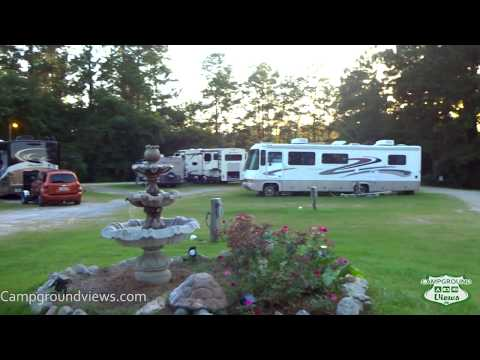 full hookup campgrounds in ga