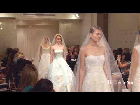 Brides.com - Reem Acra Spring 2010 Runway Show