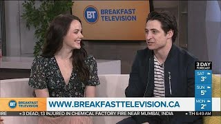 Tessa Virtue and Scott Moir on their Olympic victories