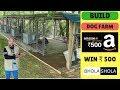 Pet Care - How to Make Amazing Dog Farm - Bhola Shola