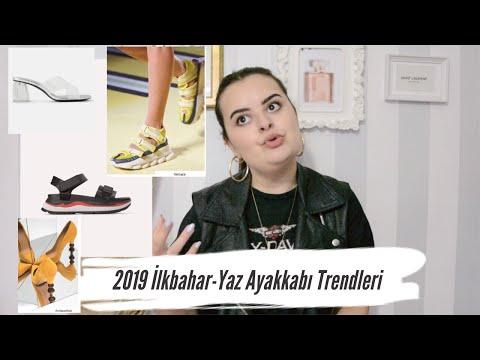 2019 İlkbahar Yaz Ayakkabı Trendleri   İpek Eraslan