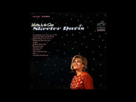 Send Me The Pillow That You Dream On - Skeeter Davis