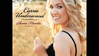 Carrie Underwood - Jesus Take The Wheel (instrumental--no background singers)