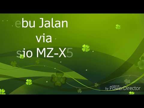 DEBU DEBU JALANAN KARAOKE Via Casio MZ-X500 Dangdut setengah Koplo