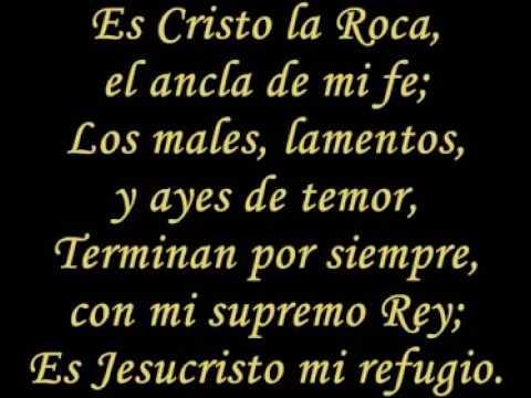 HIMNO   Cristo La Roca