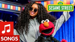 I Love My Hair feat. H.E.R. | The Not-Too-Late-Show with Elmo